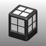 【外部照明器具】門灯【formZ】 light_0056
