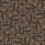 【タイルカーペット】濃い茶色の模様(市松貼り)【テクスチャー】 tc_0012