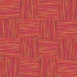 【タイルカーペット】赤色のストライプ柄(市松貼り)【テクスチャー】 tc_0038