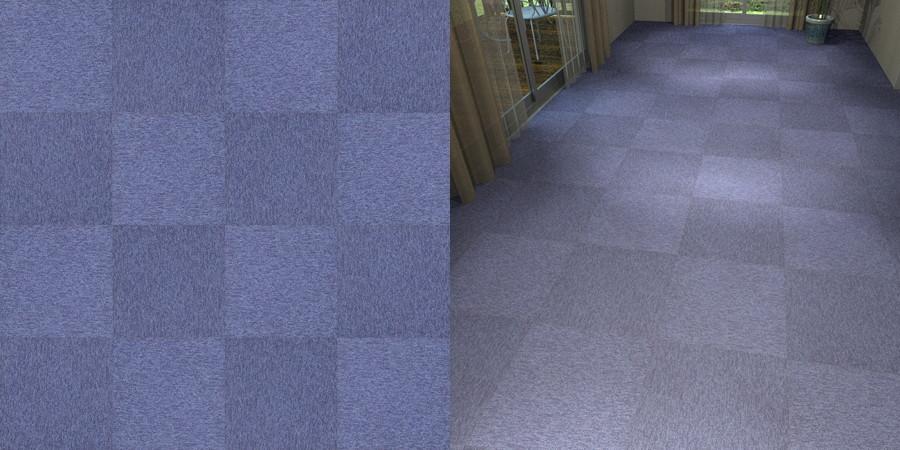 フリーデータ,2D,テクスチャー,texture,JPEG,タイルカーペット,tile,carpet,青,ブルー,blue,市松貼り