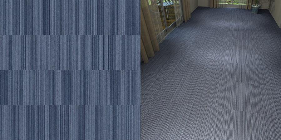 フリーデータ,2D,テクスチャー,texture,JPEG,タイルカーペット,tile,carpet,ストライプ,stripe,青色,blue,流し貼り