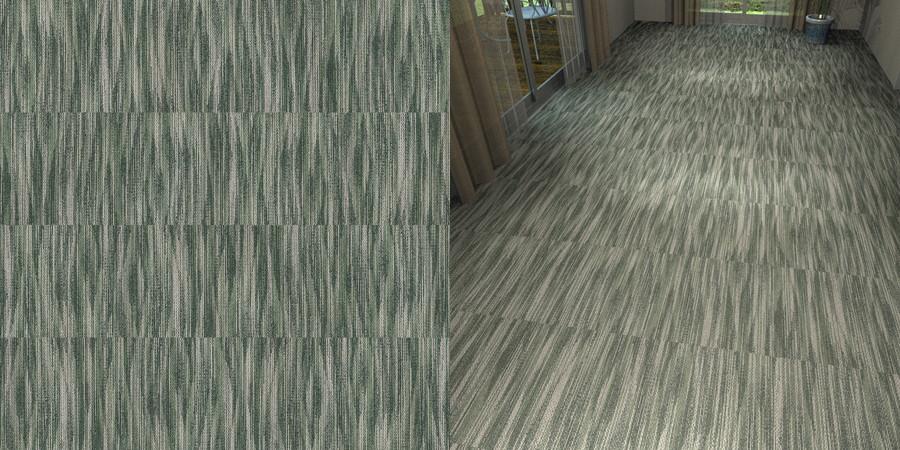 フリーデータ,2D,テクスチャー,texture,JPEG,タイルカーペット,tile,carpet,ストライプ,stripe,緑色,green,流し貼り