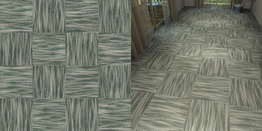 フリーデータ,2D,テクスチャー,texture,JPEG,タイルカーペット,tile,carpet,ストライプ,stripe,緑色,green,市松貼り