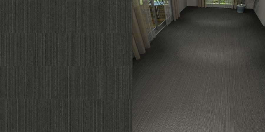フリーデータ,2D,テクスチャー,texture,JPEG,タイルカーペット,tile,carpet,ストライプ,stripe,灰色,グレー,gray,黒色,black,流し貼り