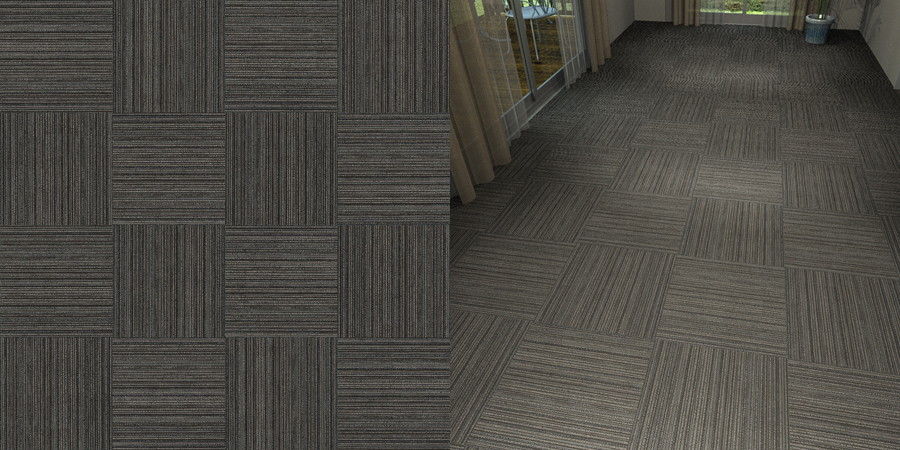 フリーデータ,2D,テクスチャー,texture,JPEG,タイルカーペット,tile,carpet,ストライプ,stripe,灰色,グレー,gray,茶色,brown,市松貼り