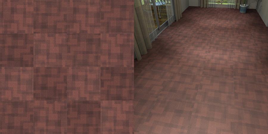 フリーデータ,2D,テクスチャー,texture,JPEG,タイルカーペット,tile,carpet,模様,pattern,茶色,brown,市松貼り