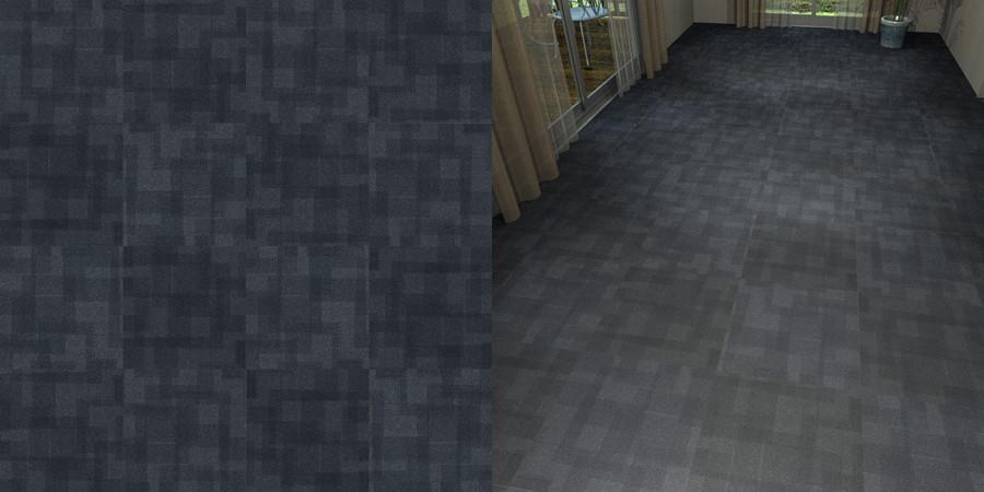 フリーデータ,2D,テクスチャー,texture,JPEG,タイルカーペット,tile,carpet,模様,pattern,黒色,black,市松貼り
