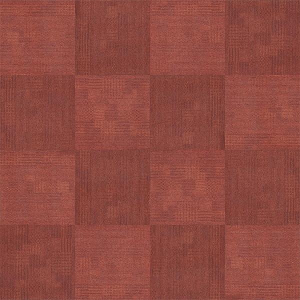 CAD,フリーデータ,2D,テクスチャー,texture,JPEG,タイルカーペット,tile,carpet,模様,pattern,赤色,red,市松貼り