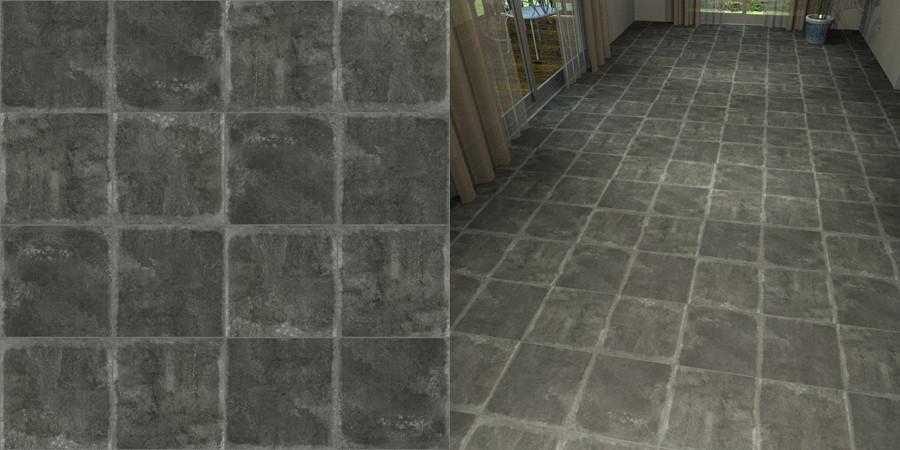 フリーデータ,2D,テクスチャー,JPEG,フロアータイル,floor,tile,陶器質,せっ器質,磁器質,ceramic,porcelain,灰色,gray