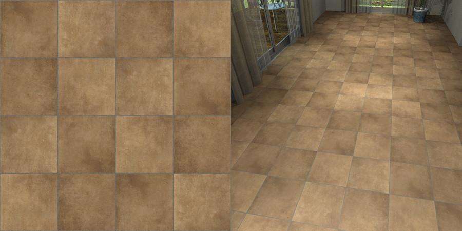 フリーデータ,2D,テクスチャー,JPEG,フロアータイル,floor,tile,陶器質,せっ器質,磁器質,ceramic,porcelain,茶色,brown