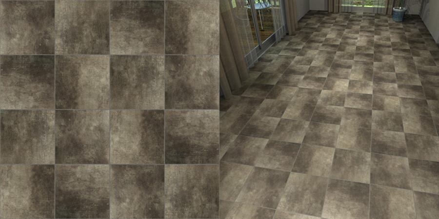 フリーデータ,2D,テクスチャー,JPEG,フロアータイル,floor,tile,陶器質,せっ器質,磁器質,ceramic,porcelain,茶色,brown,灰色,gray