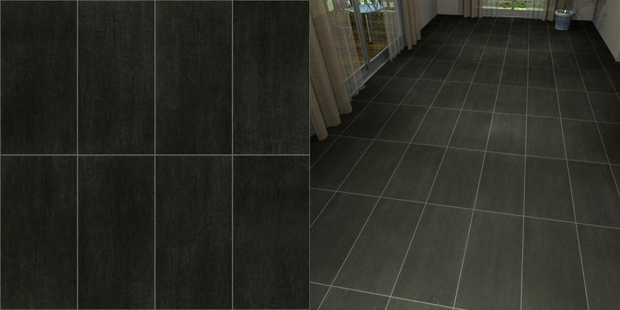 フリーデータ,2D,テクスチャー,JPEG,フロアータイル,floor,tile,陶器質,せっ器質,磁器質,ceramic,porcelain,黒色,black,芋目地