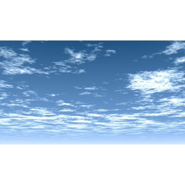 フリーデータ,2D,CG,背景画像,空,青空,雲,sky,clouds
