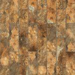 【タイル】濃淡のある茶色の石タイル (馬目地)【テクスチャー】 tile_0092