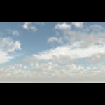 【CG】青空と雲【背景画像】 sky_0014
