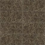 【タイル】濃い茶色の石タイル (目地灰色)【テクスチャー】 tile_0111
