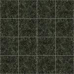 【タイル】濃い緑色の石タイル (目地薄い灰色)【テクスチャー】 tile_0121