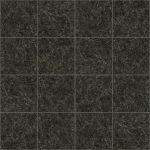 【タイル】黒色の石タイル (目地灰色)【テクスチャー】 tile_0129