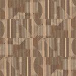 【タイルカーペット】模様のある茶色のストライプ柄 (流し張り)【テクスチャー】 tc_0225