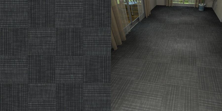 フリーデータ,2D,テクスチャー,texture,JPEG,タイルカーペット,tile,carpet,stripe,灰色,グレー,gray,黒色,ブラック,black,模様,市松貼り,サンゲツ,カーペットタイル,sangetsu,DT4362