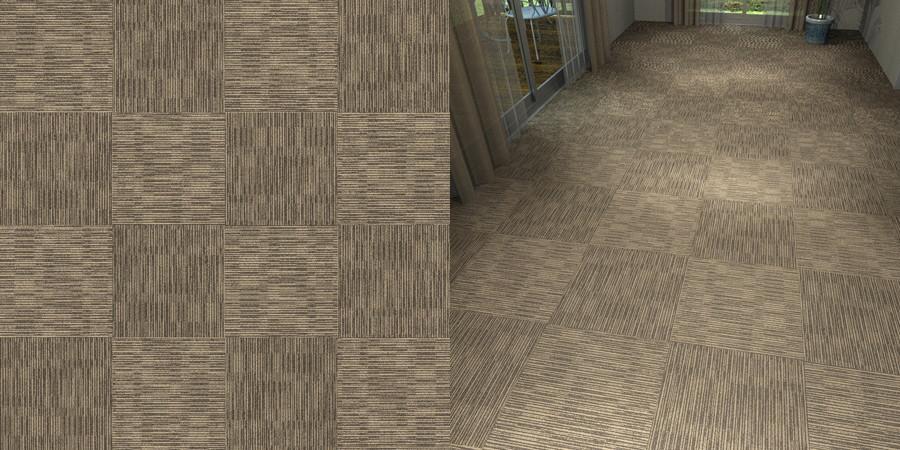 フリーデータ,2D,テクスチャー,texture,JPEG,タイルカーペット,tile,carpet,ストライプ,stripe,茶色,ブラウン,brown,市松貼り,サンゲツ,カーペットタイル,sangetsu,DT4460