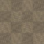 【タイルカーペット】模様のある茶色のストライプ柄 (市松貼り)【テクスチャー】 tc_0234