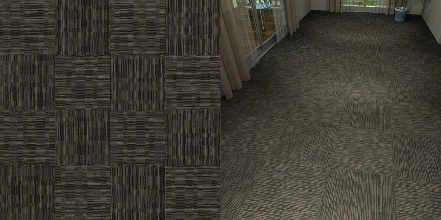 フリーデータ,2D,テクスチャー,texture,JPEG,タイルカーペット,tile,carpet,ストライプ,stripe,灰色,グレー,gray,黒色,ブラック,black,模様,市松貼り,サンゲツ,カーペットタイル,sangetsu,DT4453