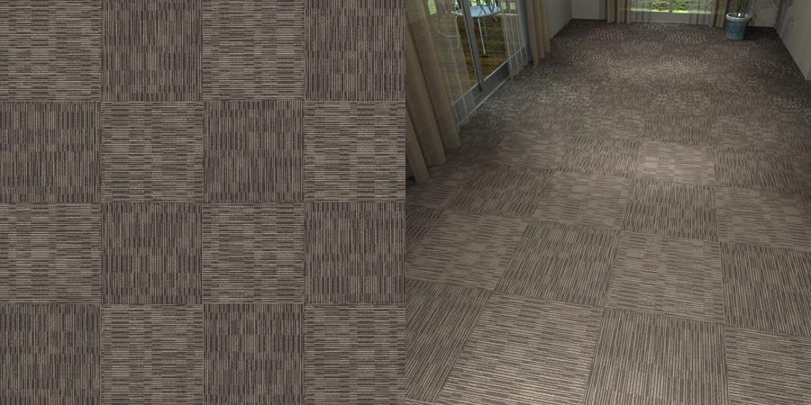 フリーデータ,2D,テクスチャー,texture,JPEG,タイルカーペット,tile,carpet,ストライプ,stripe,茶色,ブラウン,brown,市松貼り,サンゲツ,カーペットタイル,sangetsu,DT4461
