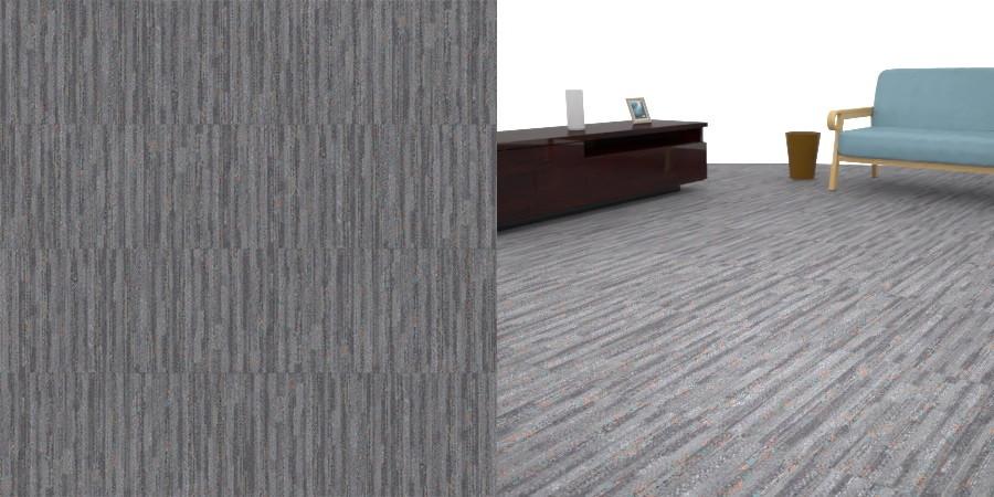 フリーデータ,2D,テクスチャー,texture,JPEG,タイルカーペット,tile,carpet,模様,pattern,灰色,グレー,gray,流し貼り,サンゲツ,カーペットタイル,sangetsu,DT5852