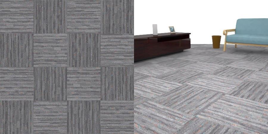 フリーデータ,2D,テクスチャー,texture,JPEG,タイルカーペット,tile,carpet,模様,pattern,灰色,グレー,gray,市松貼り,サンゲツ,カーペットタイル,sangetsu,DT5852