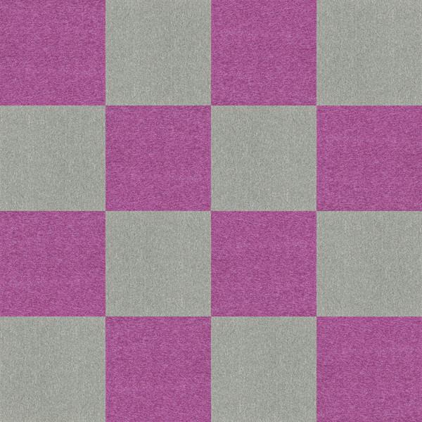 CAD,フリーデータ,2D,テクスチャー,texture,JPEG,タイルカーペット,tile,carpet,灰色,グレー,gray,紫色,むらさき,purple,市松貼り,2色市松