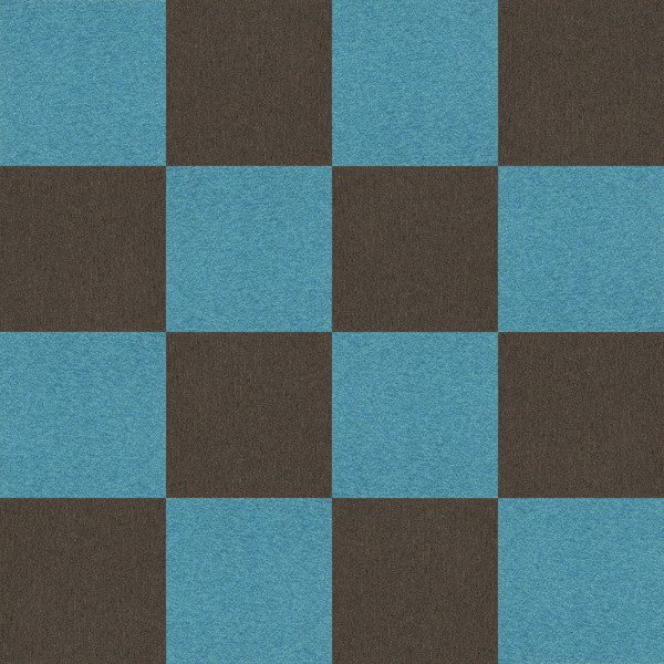 CAD,フリーデータ,2D,テクスチャー,texture,JPEG,タイルカーペット,tile,carpet,青色,ブルー,blue,茶色,ブラウン,brown,市松貼り,2色市松