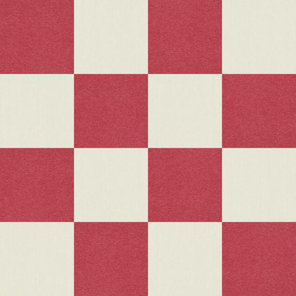 フリーデータ,2D,テクスチャー,texture,JPEG,タイルカーペット,tile,carpet,白色,しろ,ホワイト,white,赤色,レッド,red,市松貼り,2色市松