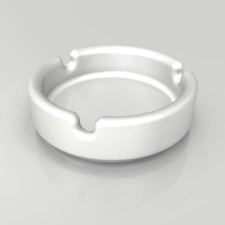formZ 3D インテリア interior 雑貨 miscellaneous goods 灰皿 ashtray
