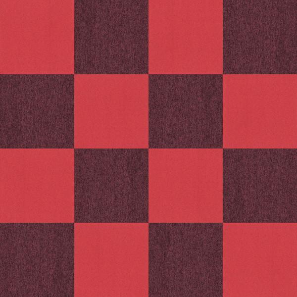 フリーデータ,2D,テクスチャー,texture,JPEG,タイルカーペット,tile,carpet,紫色,パープル,purple,ワインレッド,あずき色,赤,レッド,red,市松貼り,2色市松
