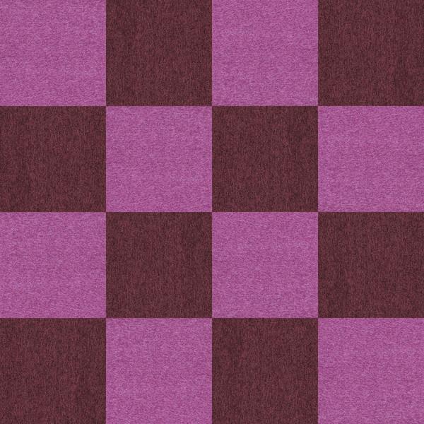 フリーデータ,2D,テクスチャー,texture,JPEG,タイルカーペット,tile,carpet,紫色,パープル,purple,ワインレッド,あずき色,市松貼り,2色市松