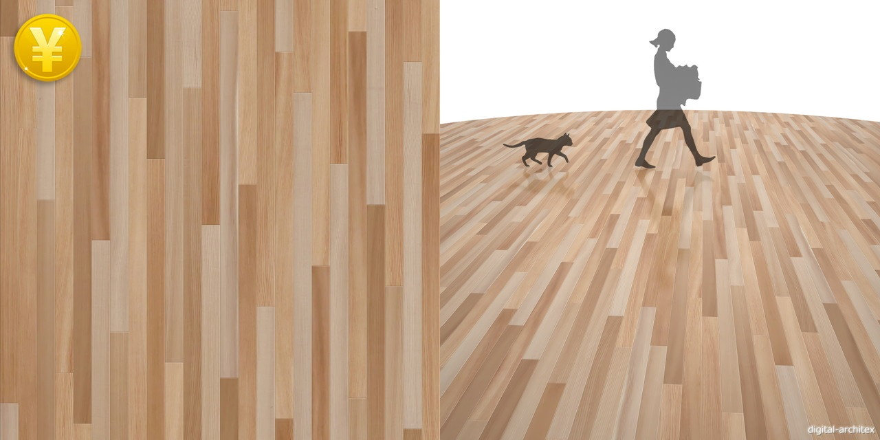 2D,テクスチャー,texture,JPEG,木質,floor,wooden flooring,wood,茶色,brown,杉の乱張り(定尺)のフローリング,木目
