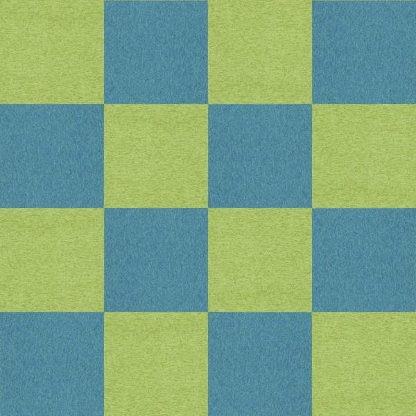 フリーデータ,2D,テクスチャー,texture,JPEG,タイルカーペット,tile,carpet,青,ブルー,blue,緑色,みどり,グリーン,green,市松張り,2色市松