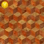 2D,テクスチャー,texture,JPEG,木質,floor,wooden flooring,wood,茶色,brown,花梨の寄木デザイン張りのフローリング,カリン,Pseudocydonia,木目,玉杢,珠杢