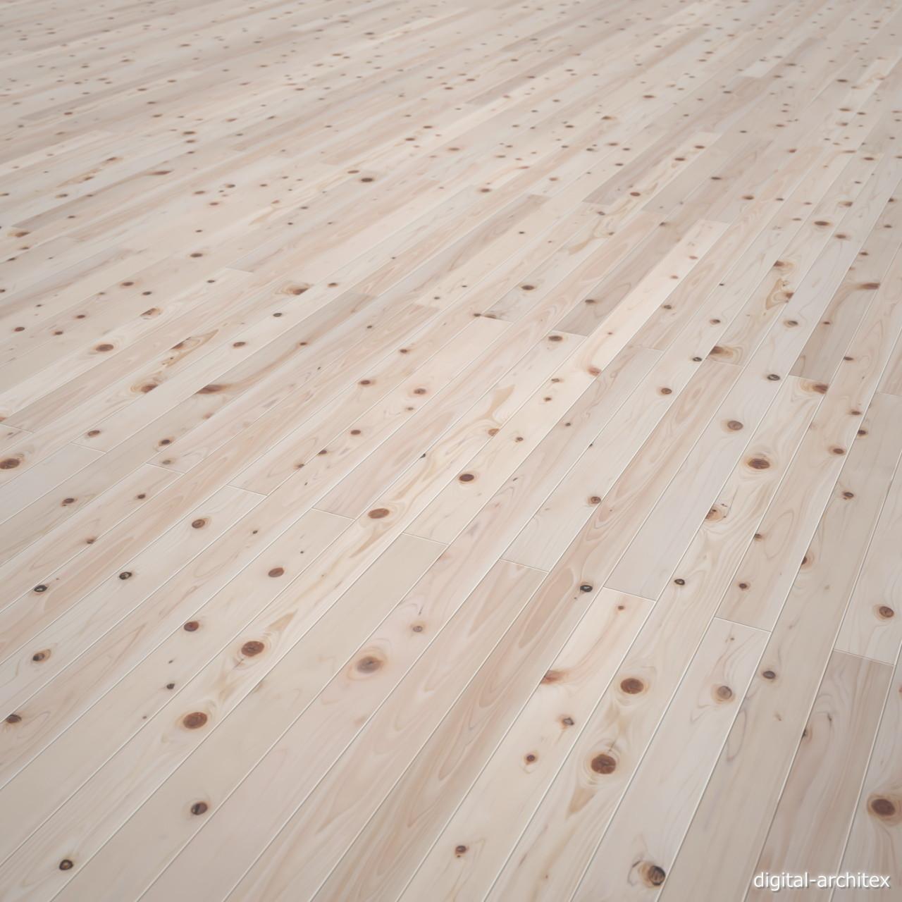 2D,テクスチャー,texture,JPEG,木質,floor,wooden flooring,wood,茶色,brown,桧のりゃんこ張りのフローリング,ずらし貼り,木目,節,ひのき,檜,ヒノキ