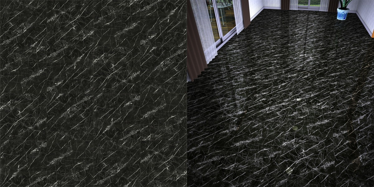 石目調フロアータイルのシームレステクスチャー丨床材 流し張り| フリーダウンロードサイト丨digital-architex.com丨サンゲツ IS745