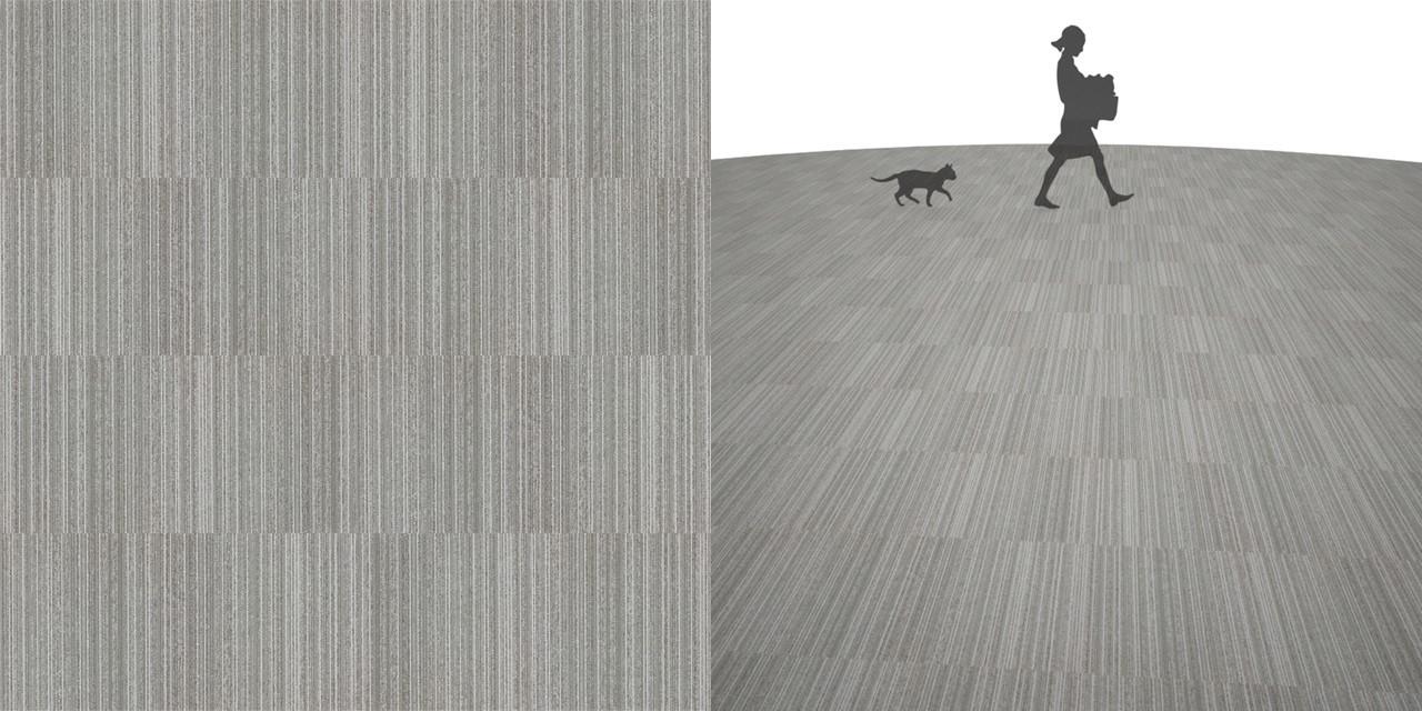 タイルカーペットのシームレステクスチャー丨床材 流し張り丨無料 商用可能 フリー素材 フリーデータ丨サンゲツ NT774