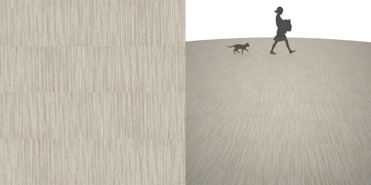 タイルカーペットのシームレステクスチャー丨床材 流し張り丨無料 商用可能 フリー素材 フリーデータ丨サンゲツ NT801