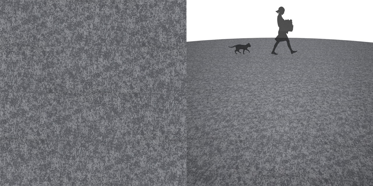 タイルカーペットのシームレステクスチャー丨床材 流し張り丨無料 商用可能 フリー素材 フリーデータ丨サンゲツ NT822