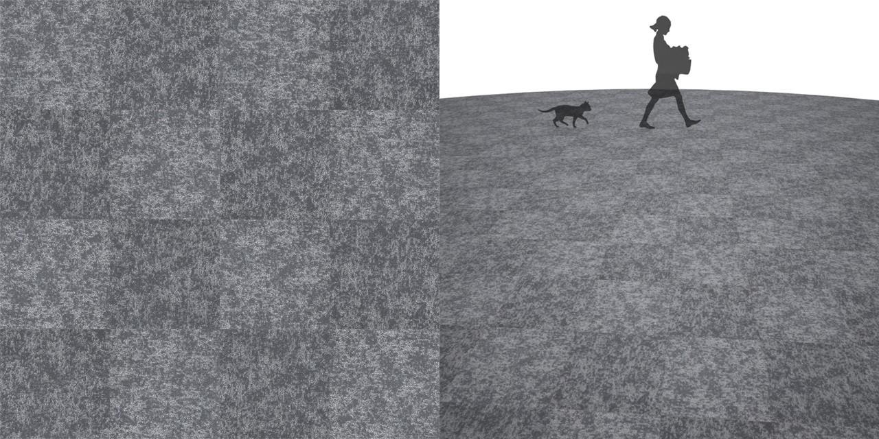 タイルカーペットのシームレステクスチャー丨床材 市松張り丨無料 商用可能 フリー素材 フリーデータ丨サンゲツ NT822