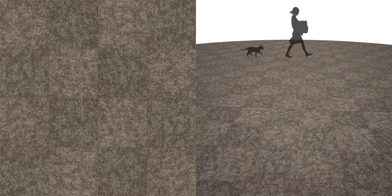タイルカーペットのシームレステクスチャー丨床材 市松張り丨無料 商用可能 フリー素材 フリーデータ丨サンゲツ NT825