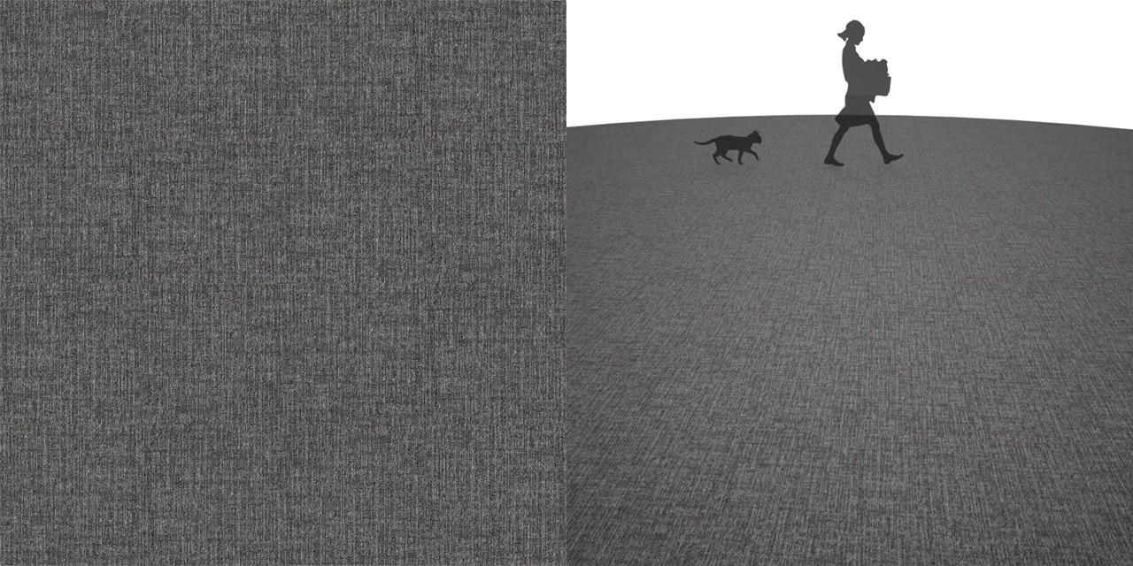 タイルカーペットのシームレステクスチャー丨床材 流し張り丨無料 商用可能 フリー素材 フリーデータ丨サンゲツ NT841