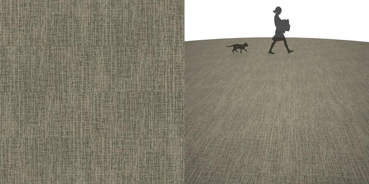 タイルカーペットのシームレステクスチャー丨床材 流し張り丨無料 商用可能 フリー素材 フリーデータ丨サンゲツ NT872
