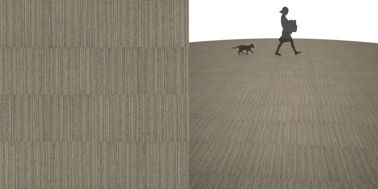 タイルカーペットのシームレステクスチャー丨床材 流し張り丨無料 商用可能 フリー素材 フリーデータ丨サンゲツ NT882