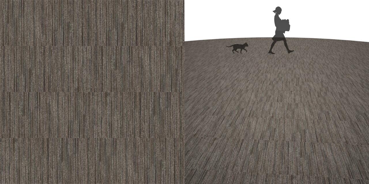 タイルカーペットのシームレステクスチャー丨床材 流し張り丨無料 商用可能 フリー素材 フリーデータ丨サンゲツ NT886
